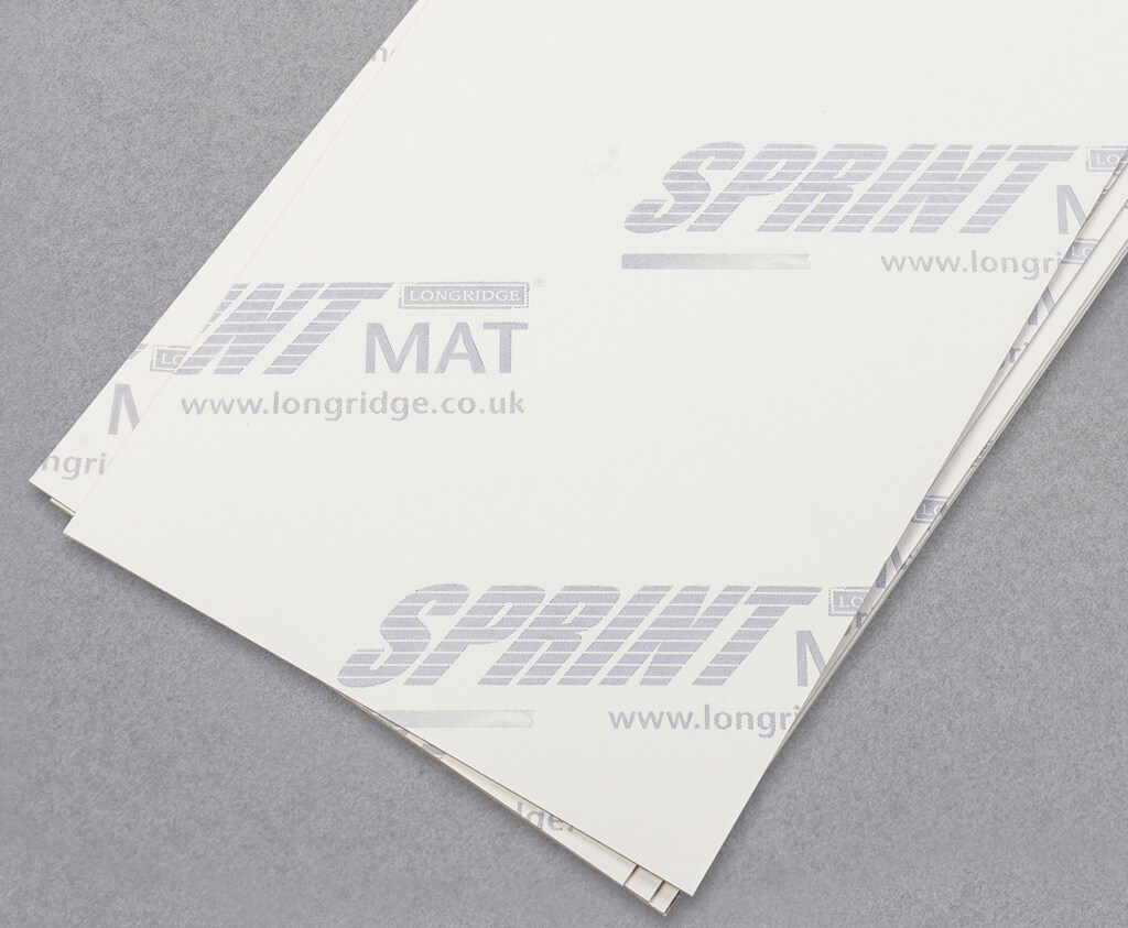 LONGRIDGE Sprint Mat