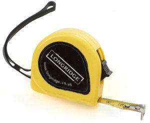 Longridge Tape Measure
