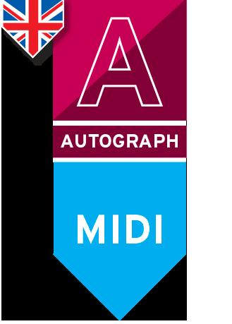 Autograph Midi