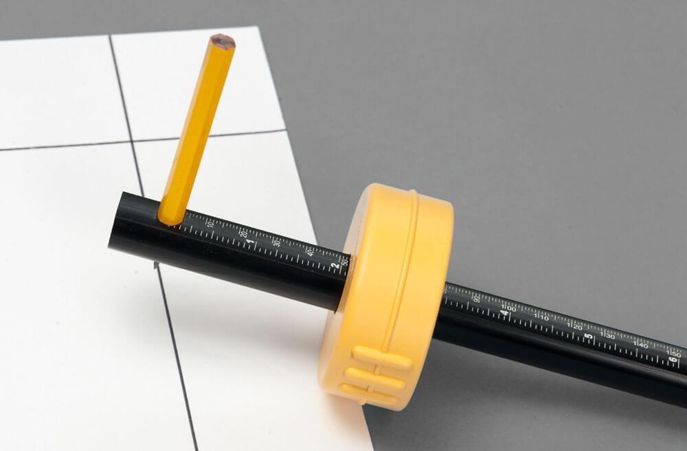 Longridge Marker Gauge Closeup